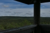 From the lookout, Auttiköngäs National Park FI