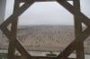 View from Ferris wheel on Berzengi Highway