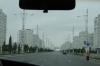 Ashgabat city - all white