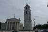 Basilica Cathedral and bell tower, Vilnius LT