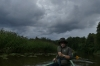Bruce canoeing, Wilderness Trip in Soomaa National Park EE