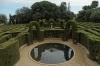 The maze at Parc del Laberint