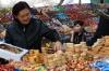Sweet biscuits, Osh Market, Bishkek