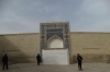 The Coronation Hall in the Arc, Royal town of Bukhara