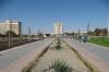 Modern, Soviet styled Bukhara