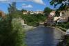 Vltava River in Český Krumlov