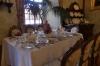 Inside the Cresky Krumlov castle
