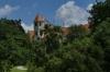 Italian Renaissance castle in Telc
