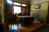 Living room. Frank Lloyd Wright's Home & Studio, Oak Park, Chicago