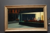 Edward Hopper's Nighthawks. Art Institute, Chicago