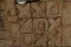 El Palcio de las Columnas Esculpidas Chichen Itza