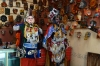Spanish & Mayan costumes for the Santo Tomas parade