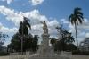 Statue of local hero Jose Marti