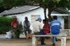 Waiting for the bus between El Nicho & Cienfuegos