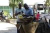 Street Vendors in Dar es Salaam, Tanzania