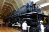 The Allegheny Locomotive. The Henry Ford Museum, Dearborn, Detroit MI
