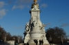 The Victoria Monument at Buckingham Palace