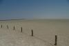 Etosha Pan lookout, Namibia