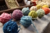 Natural dies for silk & wool, Silk Factory, Margilon
