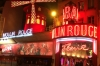 Moulin Rouge on Boulevard de Clichy