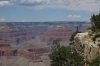 Walk from Pima Point to Hermit's Rest, Grand Canyon, AZ