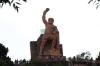 Statue of El Pipila, independence hero