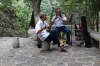 """Retired People"" playing music at Elephant Trunk Hill, Guilin, China"