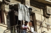 Sunday washing in Havana