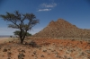 D707 road from Helmeringhausen, Namibia