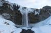 Seljalandsfoss (waterfall)