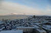 View of Reykjavic from the Hallgrímskirkja (Lutheran Church)