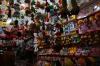 Toy shop. Kashan Historic Bazaar