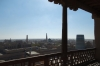 From the watchtower. Kohna Ark - Khiva rulers fortress & residence