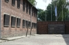 Execution wall at Auschwitz PL