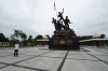 Tugu Negara (National Monument) - WW1, WW2 and Malayan Emergency 1948-1960, KL, Malaysia