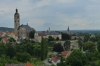 St Jame's Church from St Barbara's Cathedral, Kutná Hora CZ