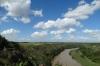 Chavon River. Casa de Campo (country house) estate