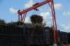 Loading the sugar cane train