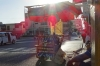 Street vendors in La Romana