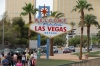 Famous 'Welcome to Las Vegas' sign