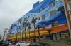 Venice Suites - mural