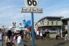 The official end of Route 66 has been moved from Santa Monica Boulevard to Santa Monica Pier