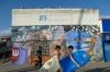 Jewish Family Service on Santa Monica boardwalk
