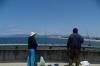 Fishing on Venice Beach pier