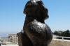 Sacred Woman by Henry Moore. The Getty Center