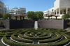 Central Garden. The Getty Center