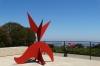 Lower Terrace Sculpture Garden. The Getty Center