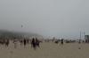 Misty Malibu Beach