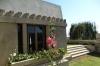 Hollyhock House, designed by Frank Lloyd Wright