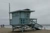 The boardwalk at Venice Beach